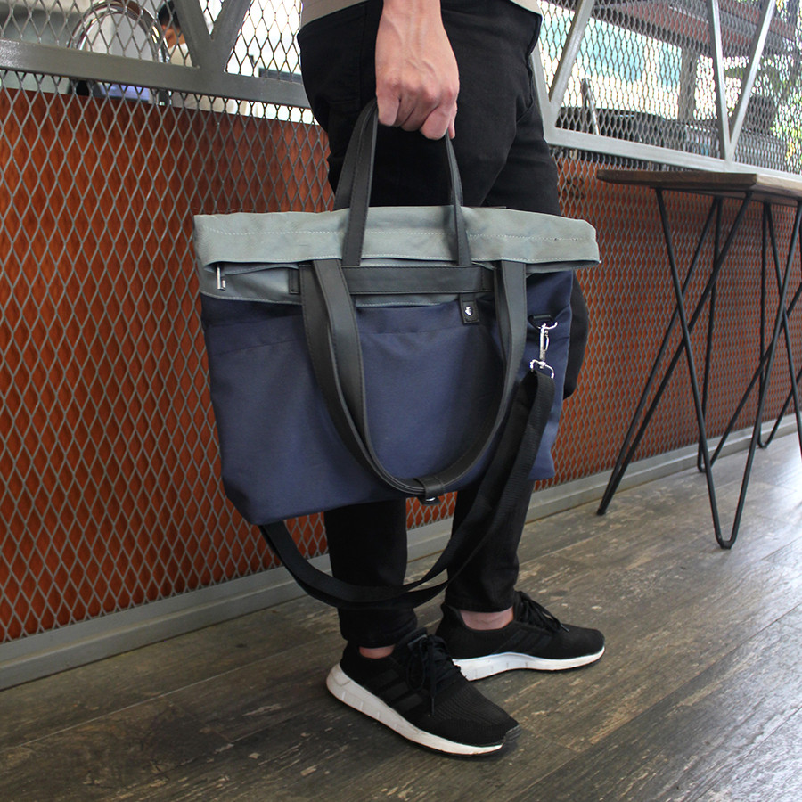 Tas Tote Bag Multifungsi Venturi [Arkitek]