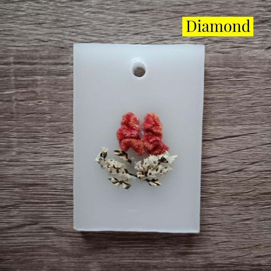 Pewangi Gantung (lemari, laci) - Wax Sachet Premium - DIAMOND