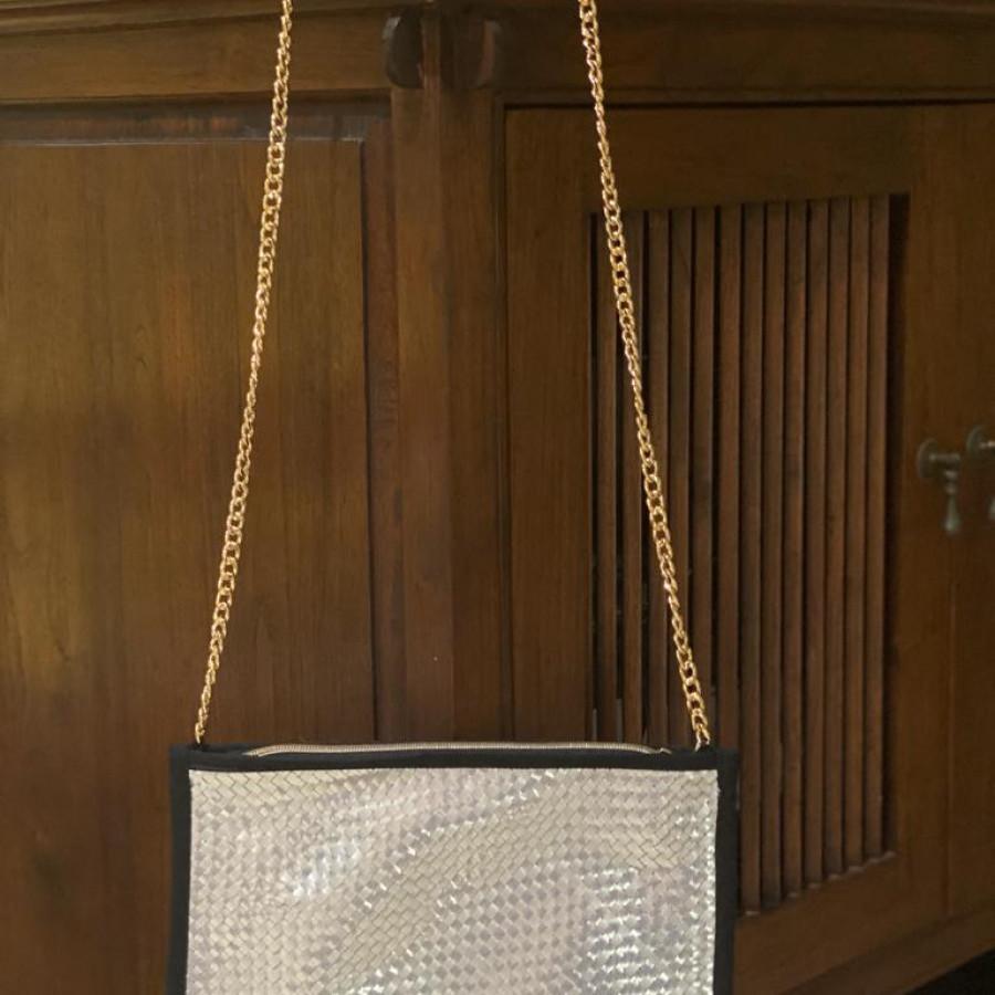 Tas daur ulang / recycle bag - Sling Pouch