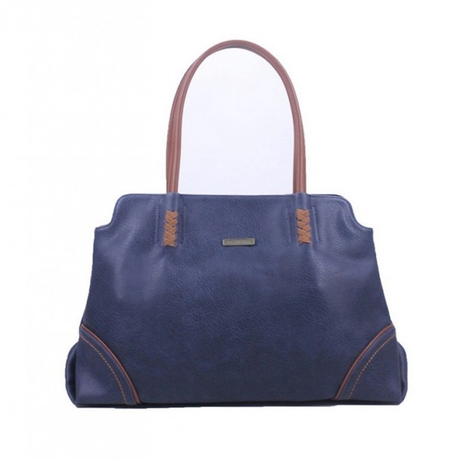 Sonia Tote Navy Blue