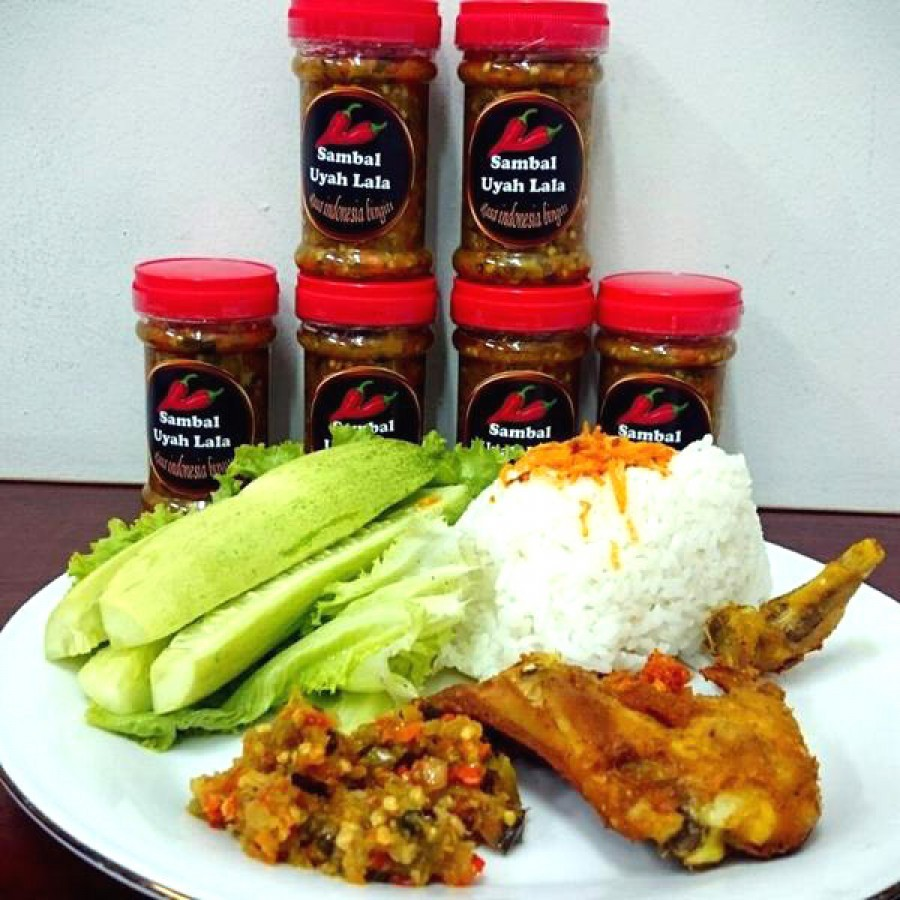 SAMBAL UYAH LALA ( LEVEL 3 )