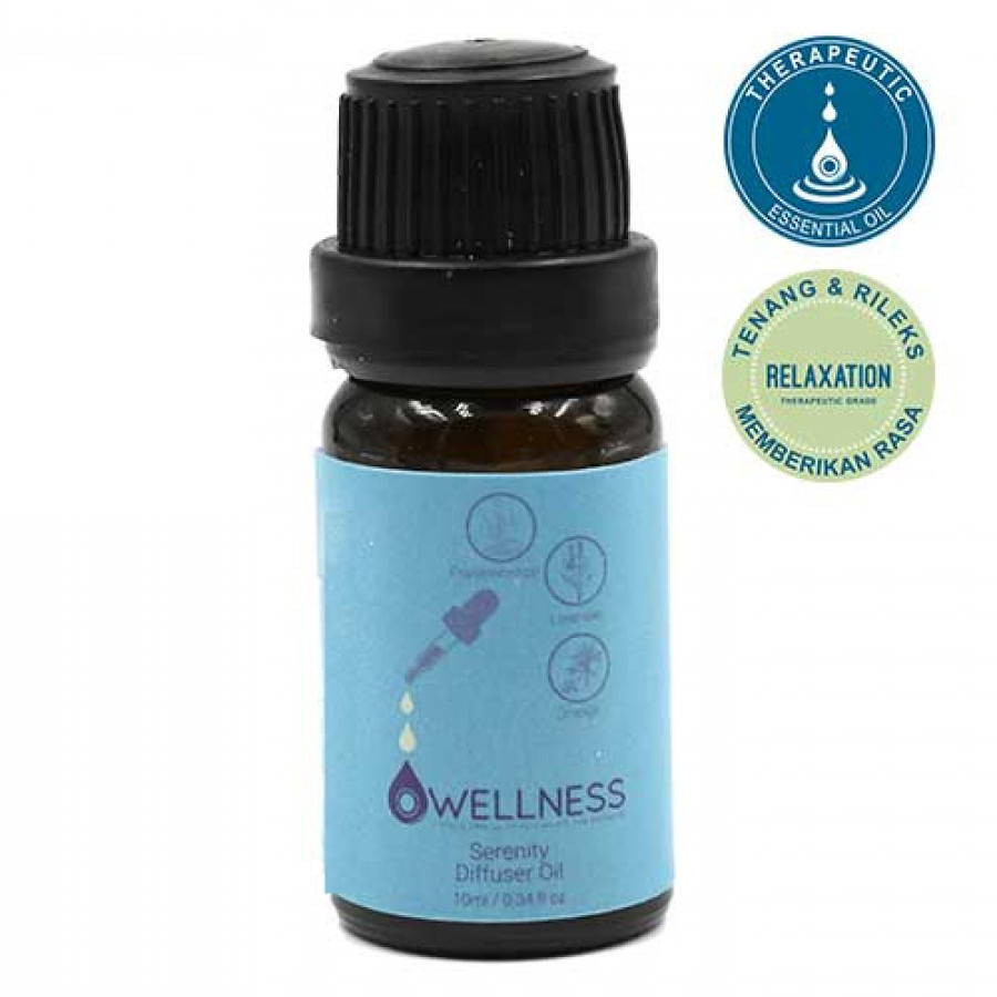 Serenity (Relaxation) Diffuser Oil
