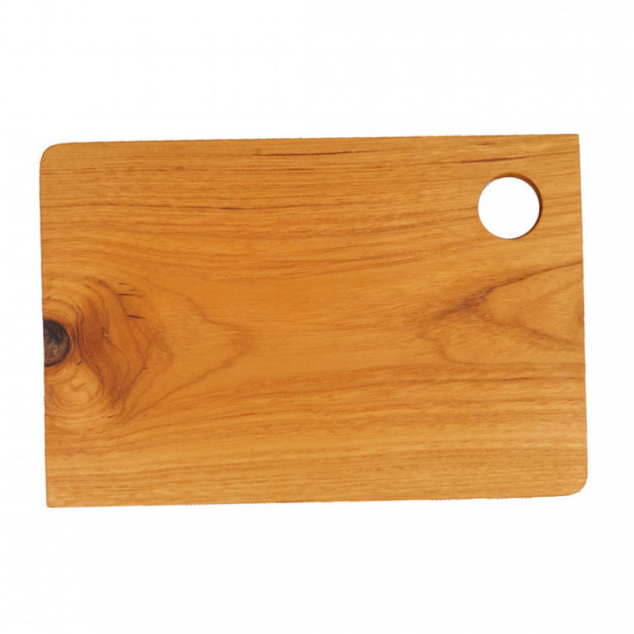 Solid Wood CUTTING BOARD - CBD Hole