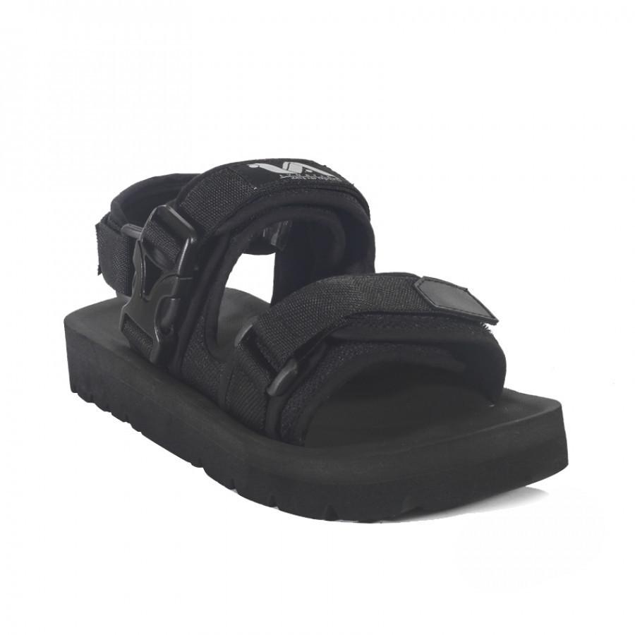 Lvnatica Footwear Almost Full Black | Sendal Gunung Pria/Wanita Casual