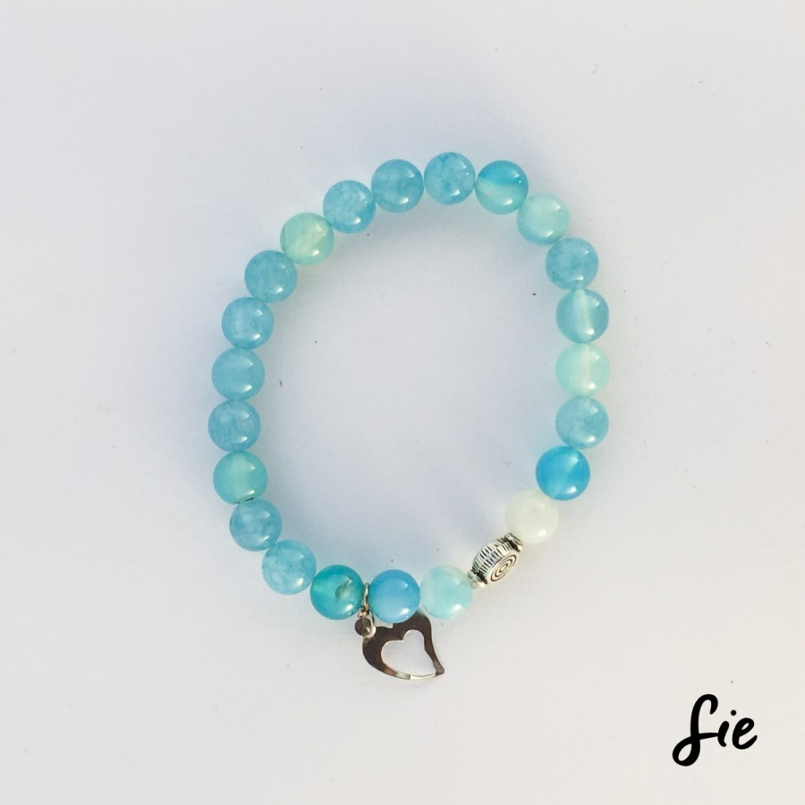 Gelang Blue Amazonite