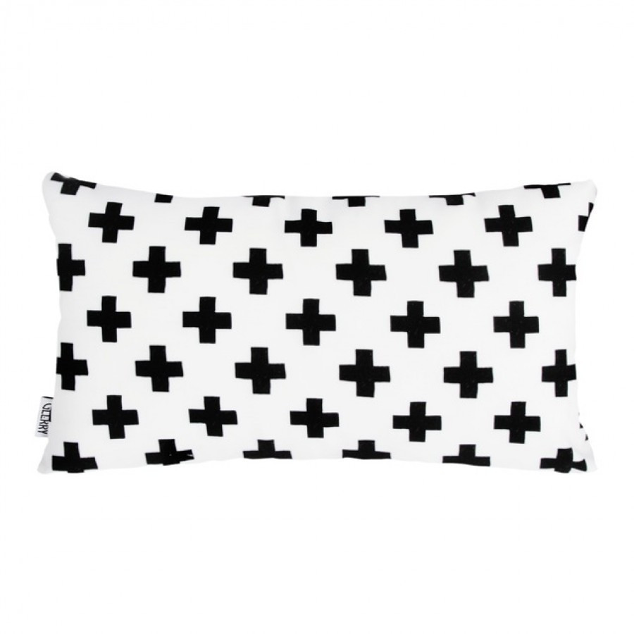 Swiss Cross Cushion 30 x 50