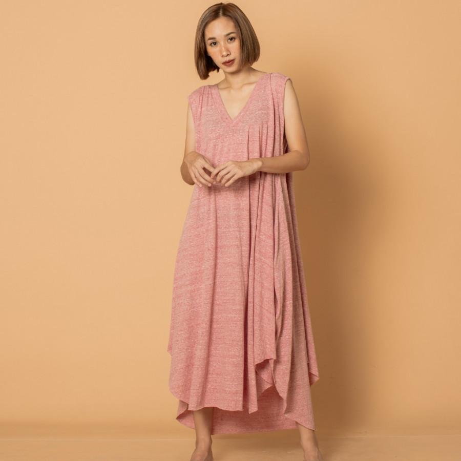 Austin Loose Dress Baby Pink