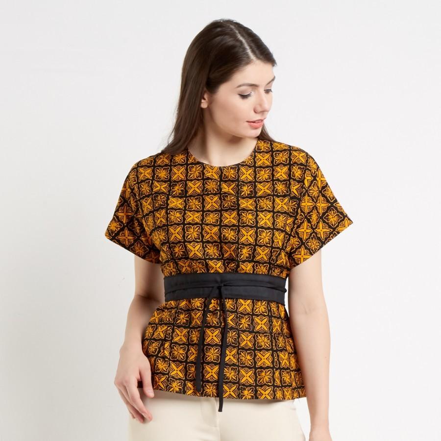 Batik Dirga Laurel Atasan Wanita / Blouse Batik