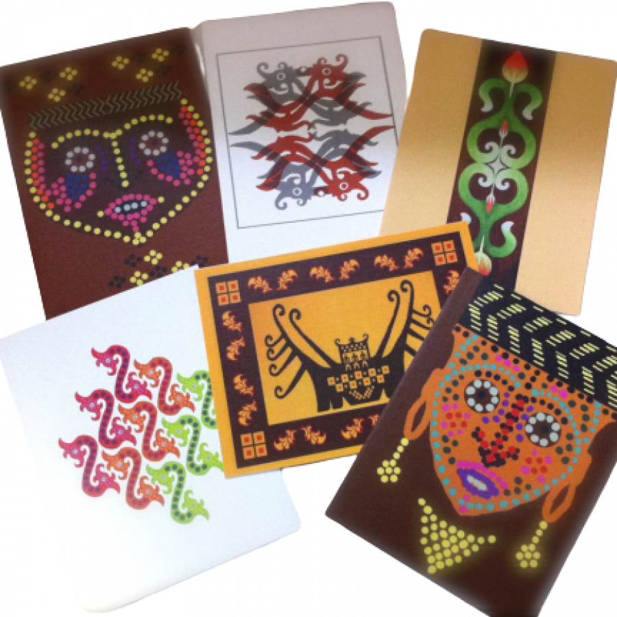 Greeting Cards (Set of 12)