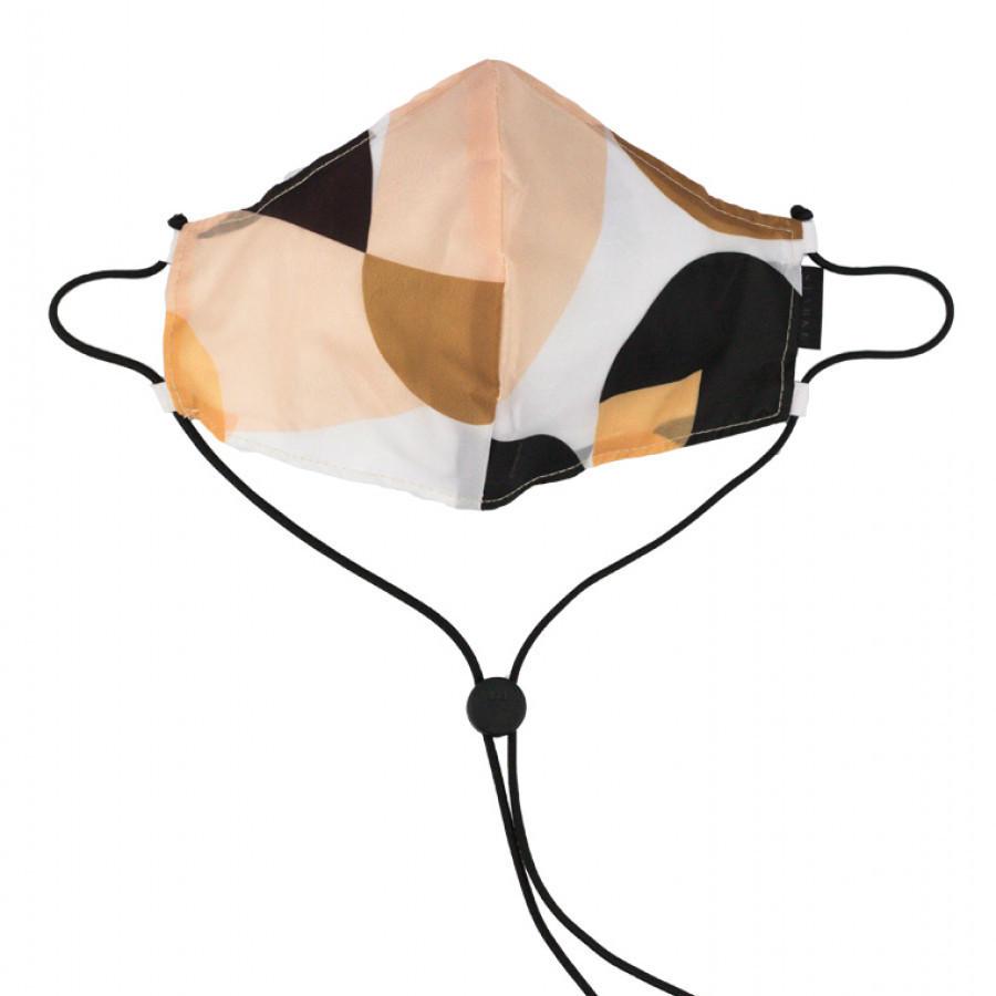 Starke Face Mask Basic Face Mask Patterned Masker Wajah Masker Kain Fend Virginia