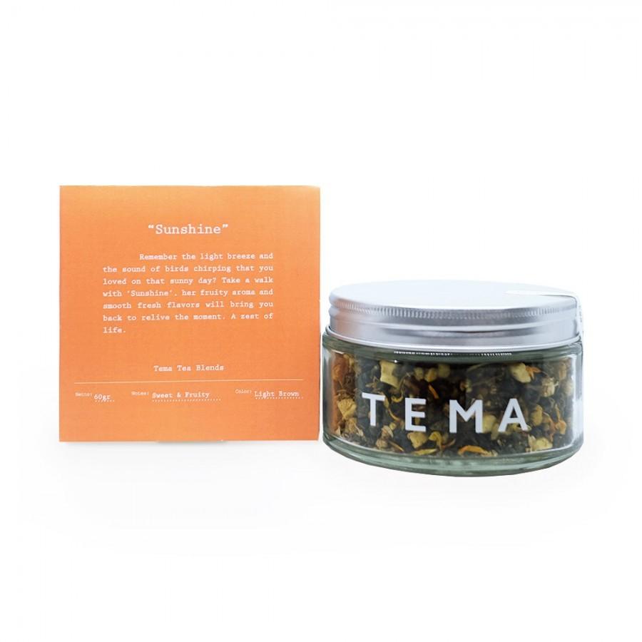 Sunshine TEMA Tea - Jar