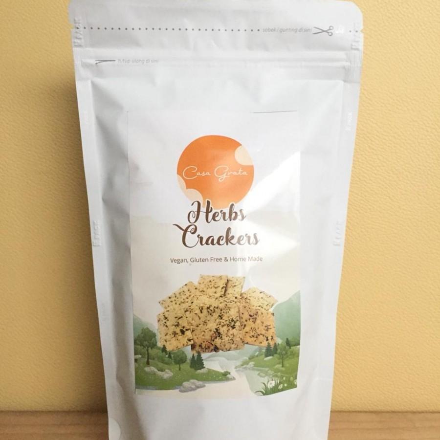Herbs Crackers