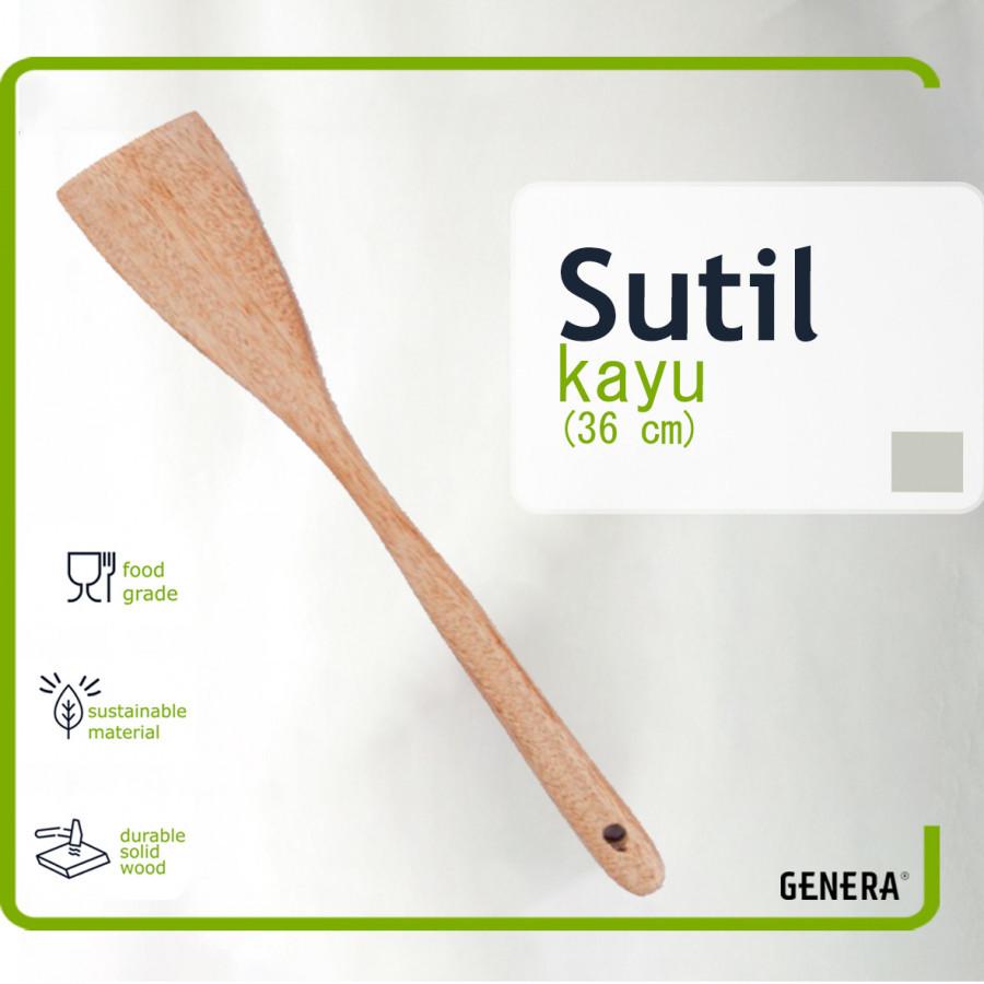 GENERA Sutil Kayu