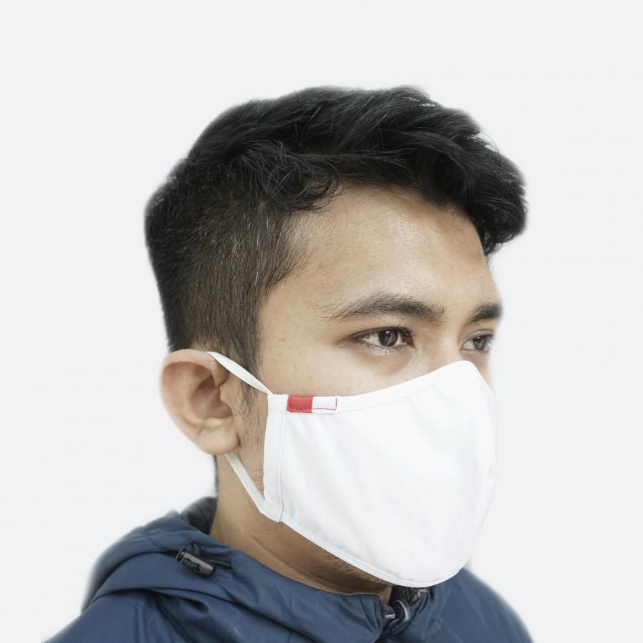 Masker Merah Putih series 01