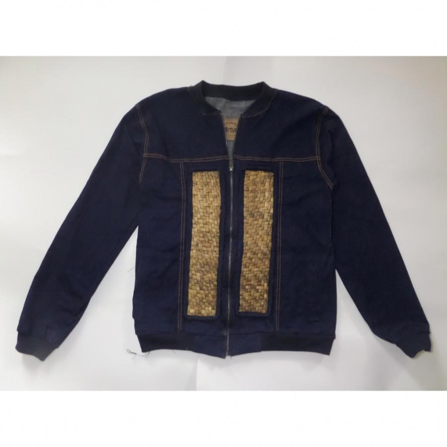 Bengok Jacket_Jaket Enceng Gondok Handmade