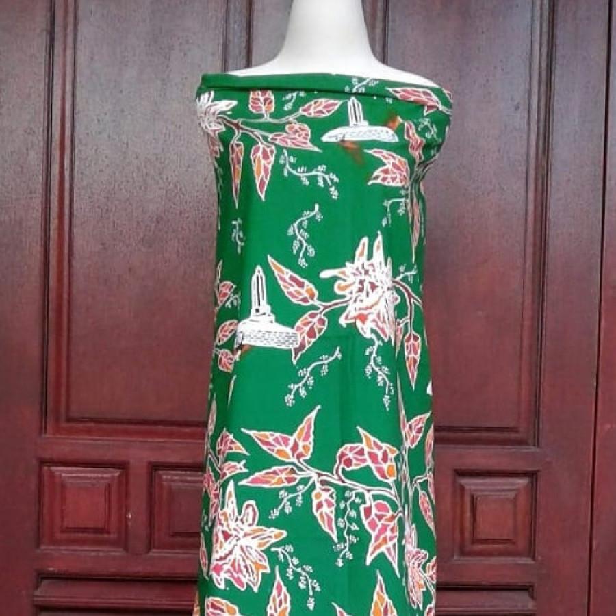 Batik Puring Malang Hijau