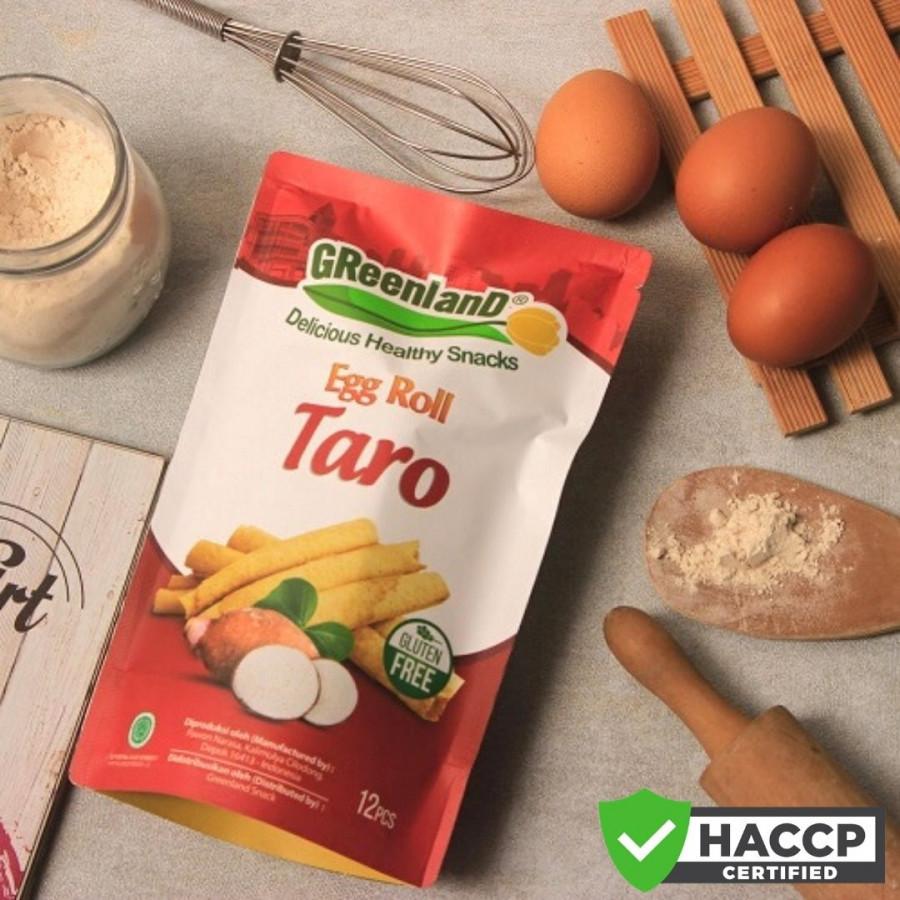 Snack Gluten Free - Egg Roll TALAS (Pouch) - Pawon Narasa