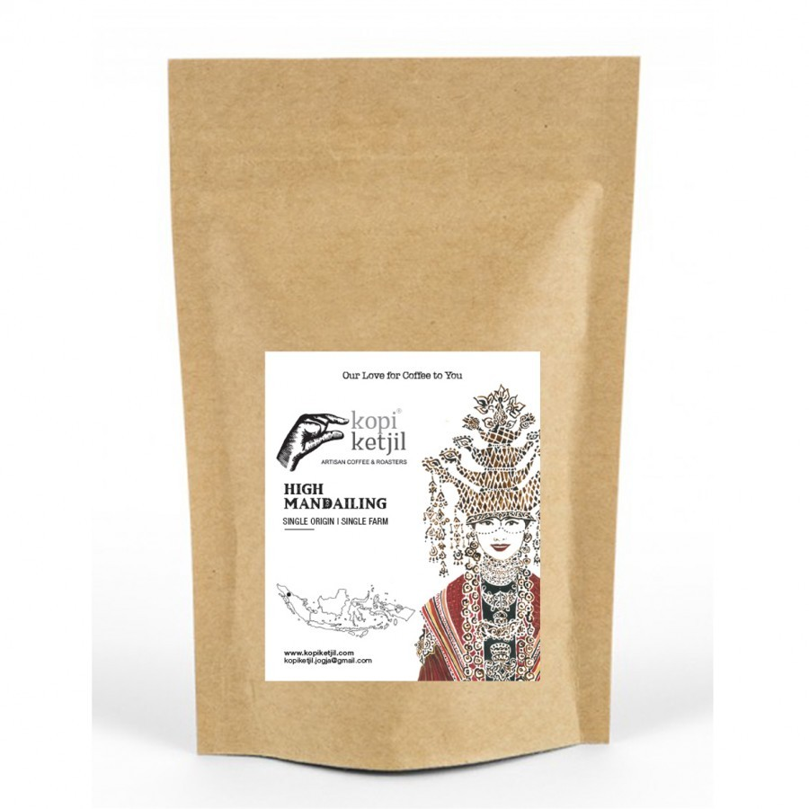 High Mandailing Ground Coffee Beans