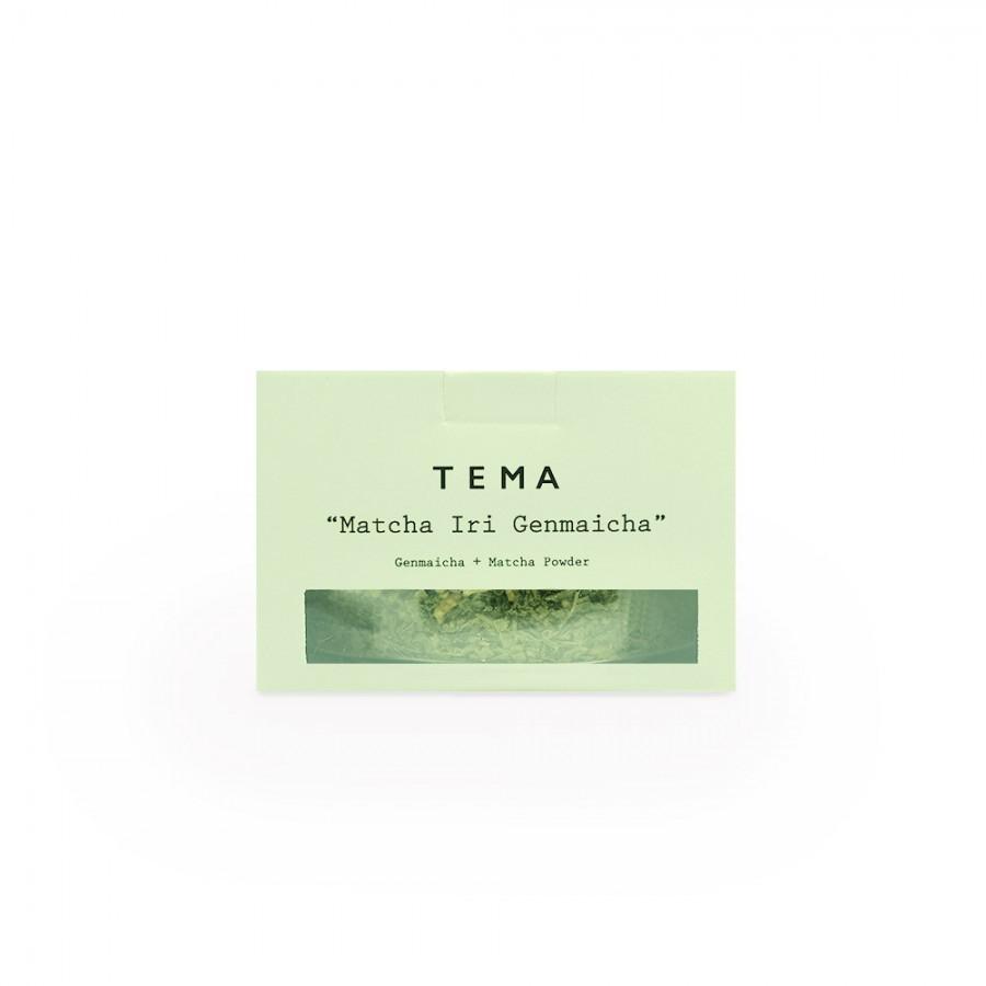 Matcha Iri Genmaicha TEMA Tea - Jar