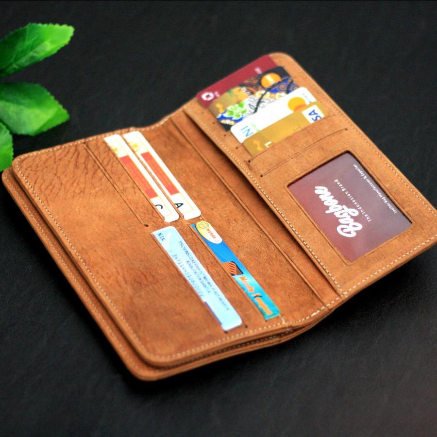 Cavani - Dompet panjang untuk kartu