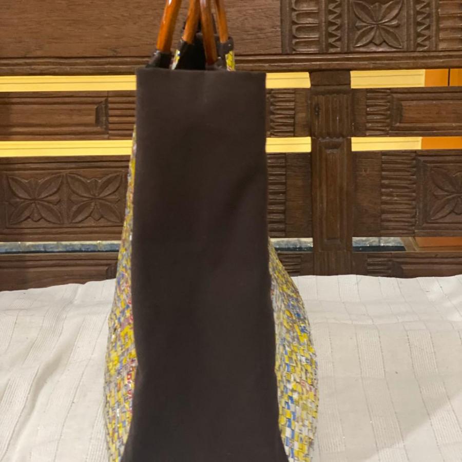 Tas daur ulang / recycle bag - Summer Hobo