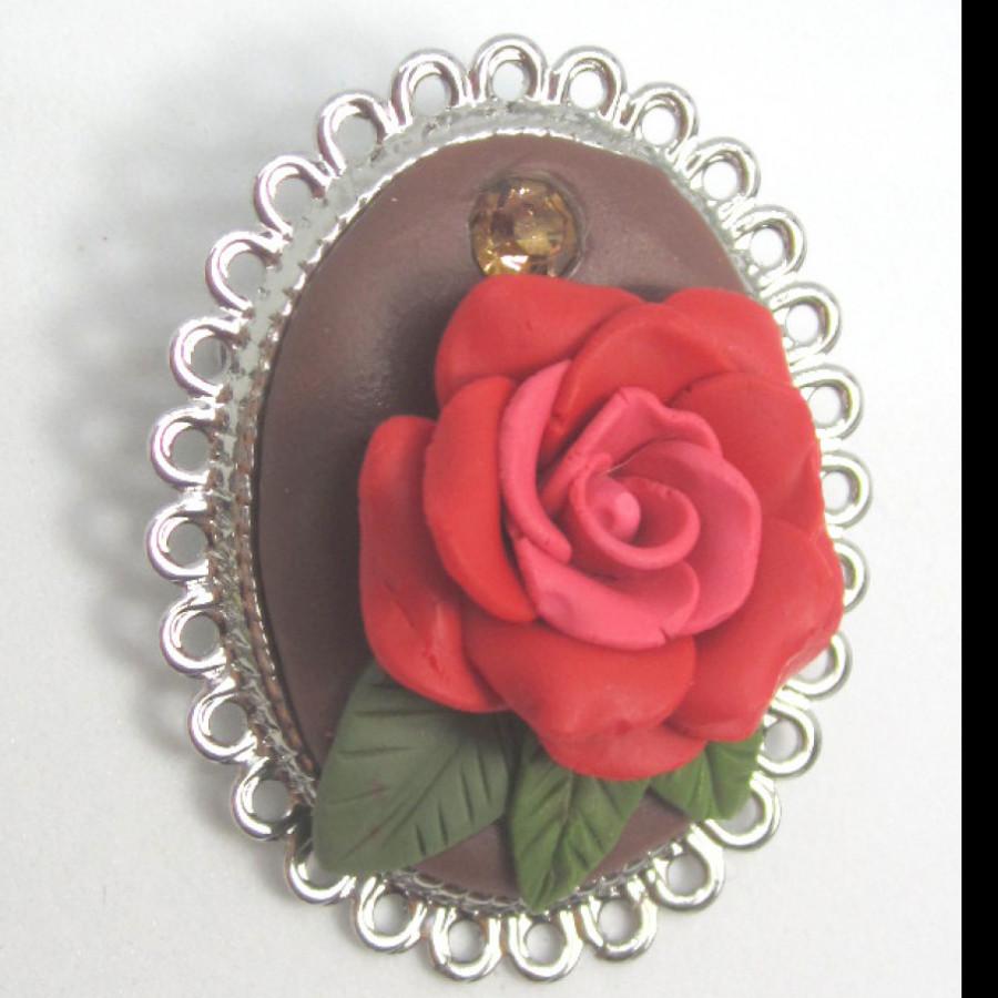 Bros Bunga Mawar Merah Ku Ka