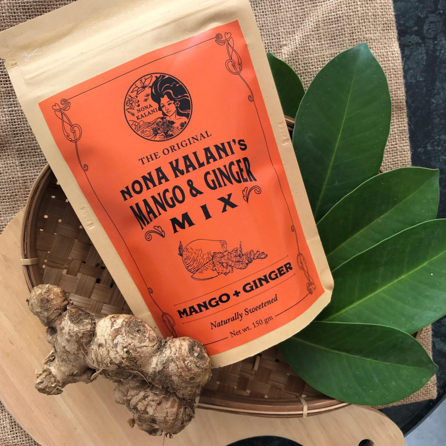 Nona Kalani's Manggo & Ginger