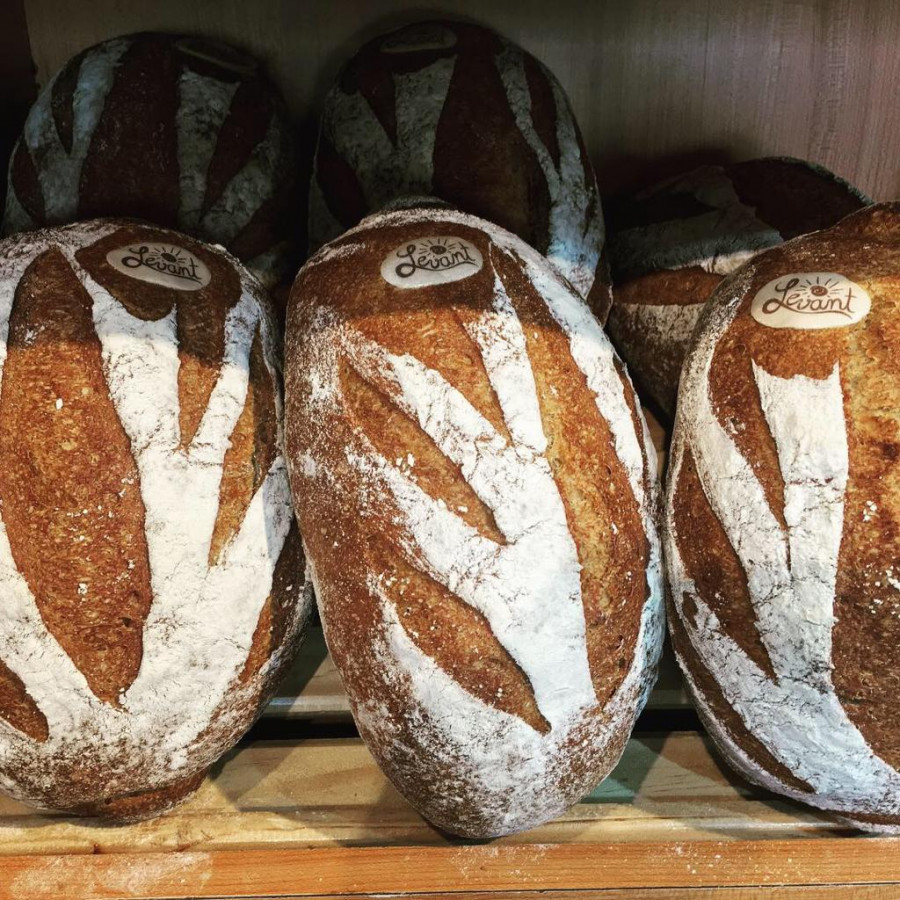Sourdough Bread with Rye 500g