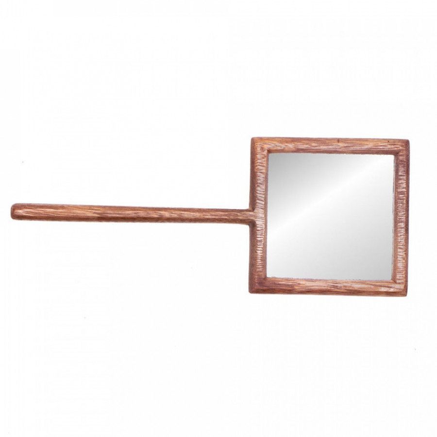 Solid Wood MIRROR -MRR Square