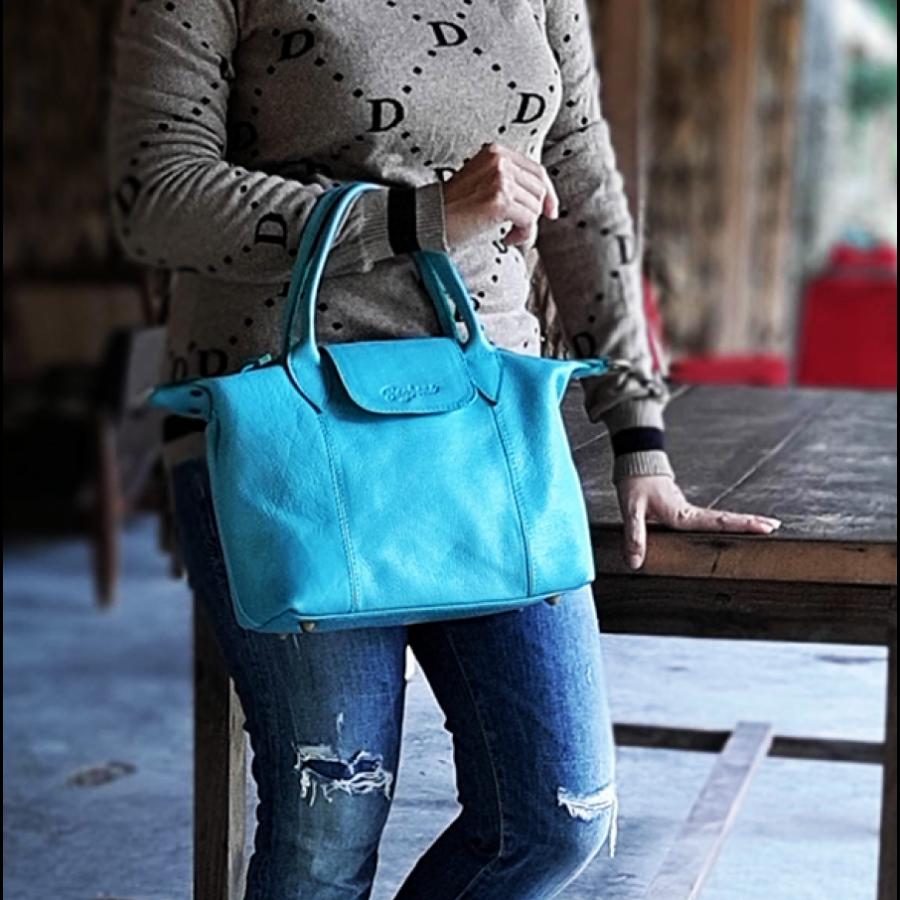 Minivit - Handbag kulit asli