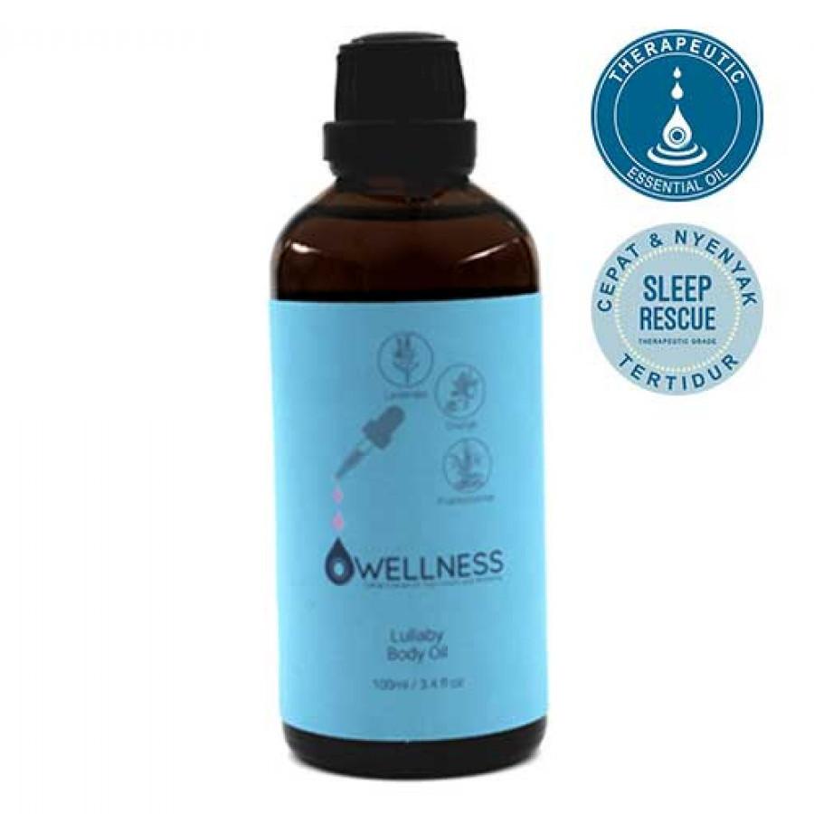 Lullaby (Sleep Rescue) Body Oil