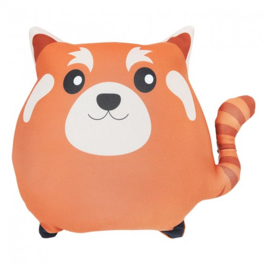 Mini Red Panda Plushie Diameter 25 cm