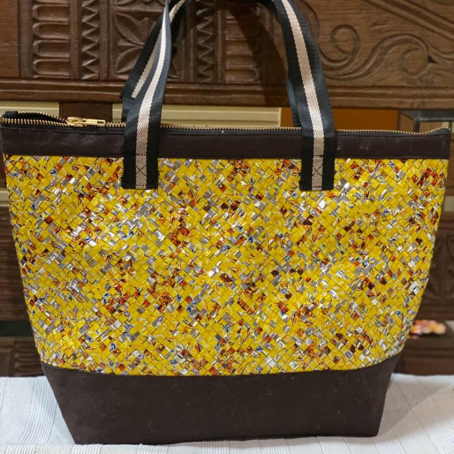 Tas daur ulang / recycle bag - Ceria Tote Bag