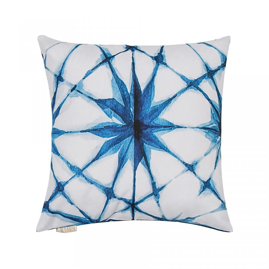 Blue Star Cushion 40 x 40