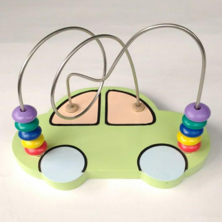 Labirin Mini Mobil