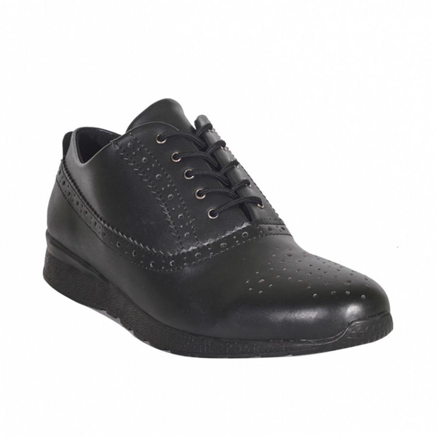 Lvnatica Footwear Adelard Black Sepatu Formal Pria