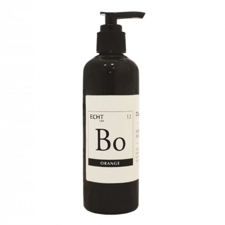Charcoal Liquid Soap (Orange Bo12)