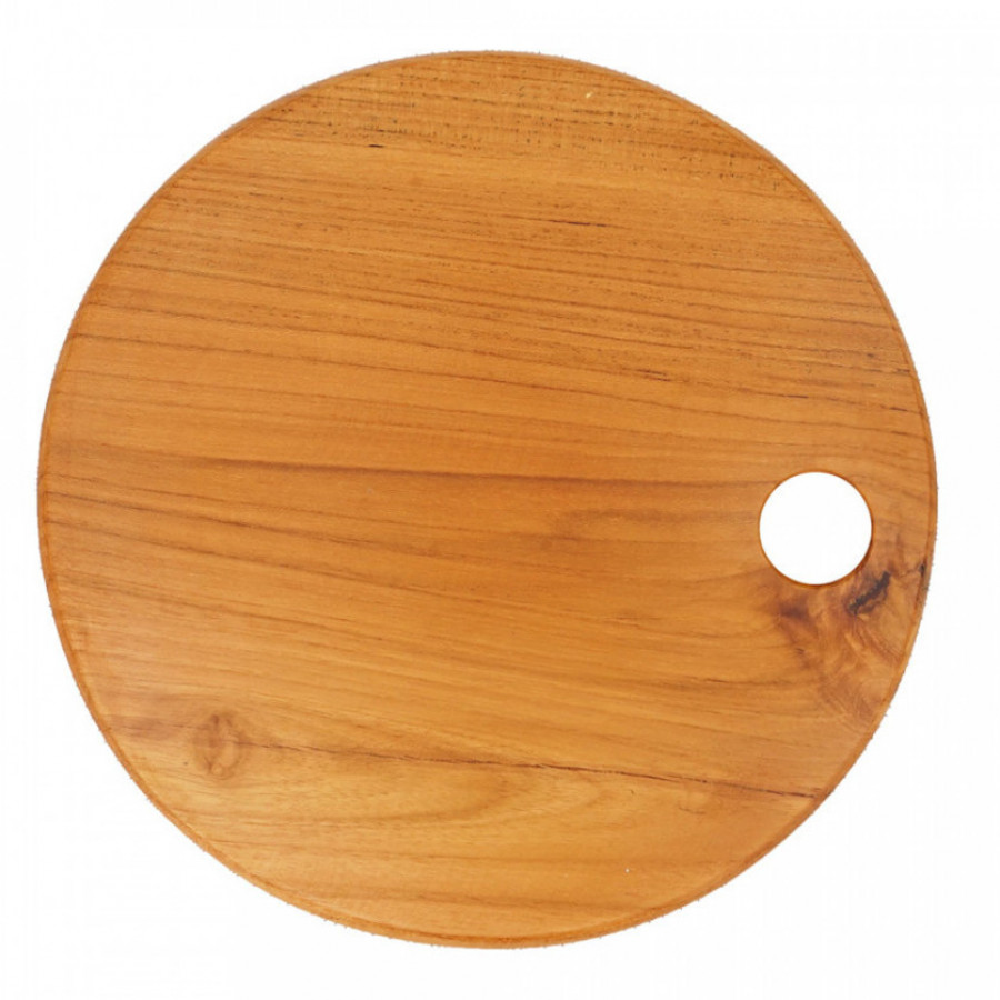 Solid Wood CUTTING BOARD -CBD Round 30
