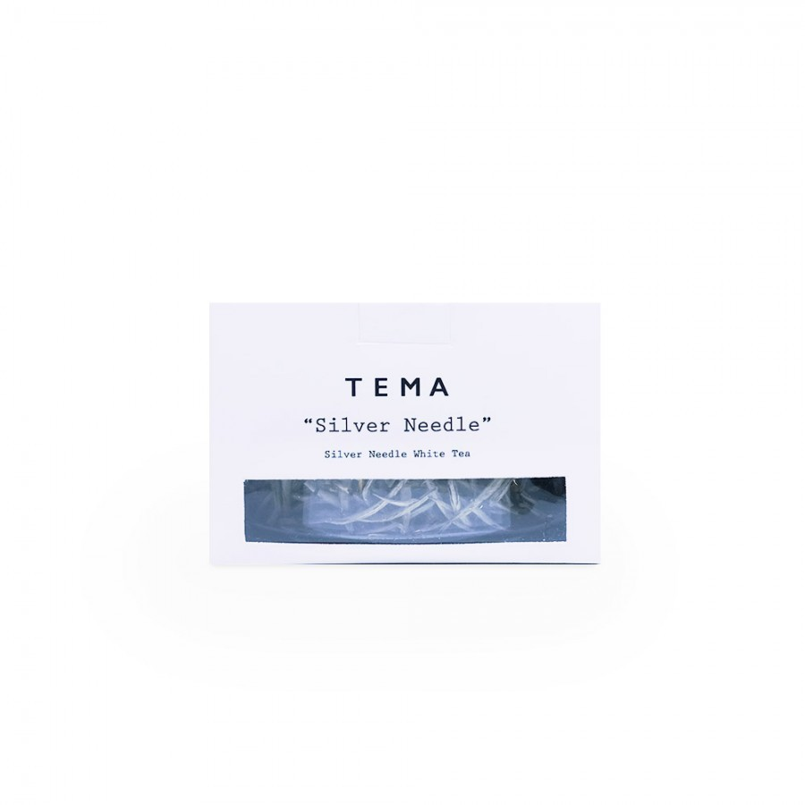 Silver Needle TEMA Tea - Jar