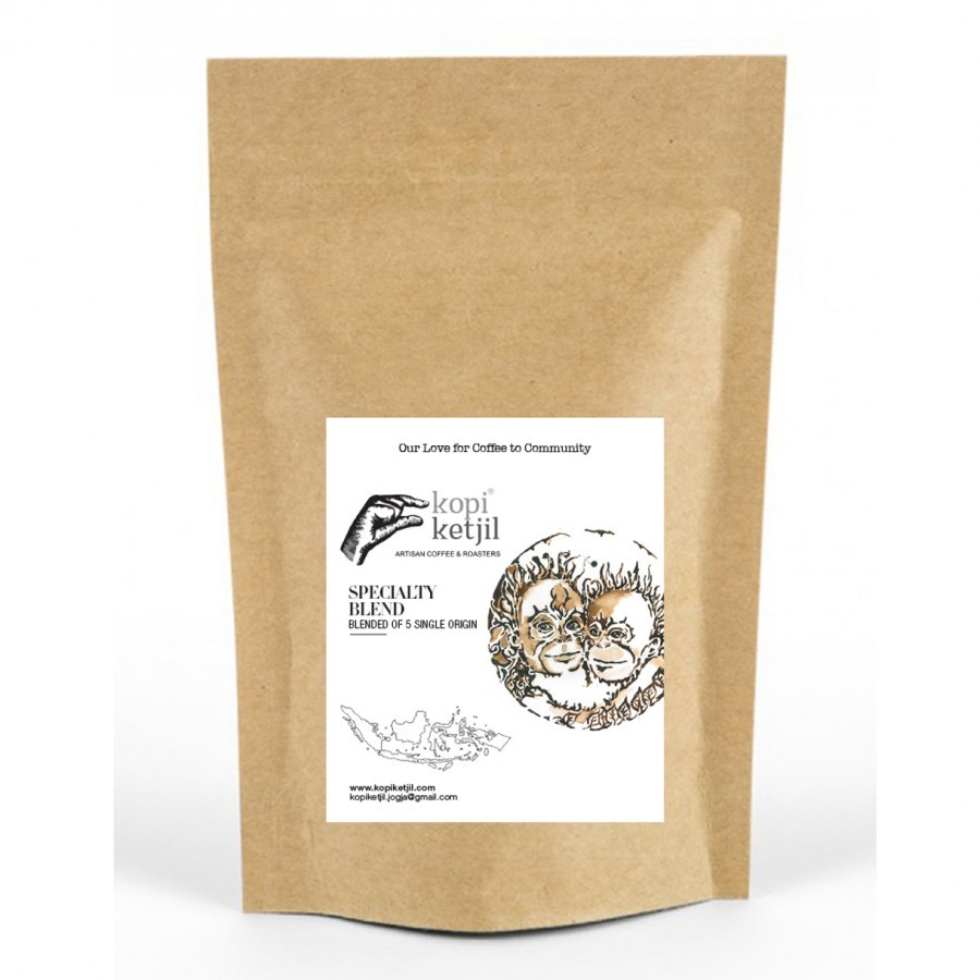 Specialty Blend Ground Coffee Beans