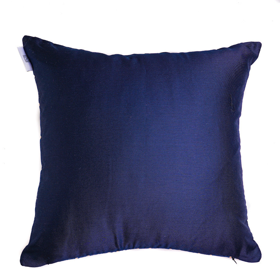 Nebulas Blue Cushion 40 x 40