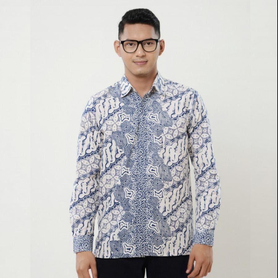 Kemeja Batik Archipelago Texture Style 19/011