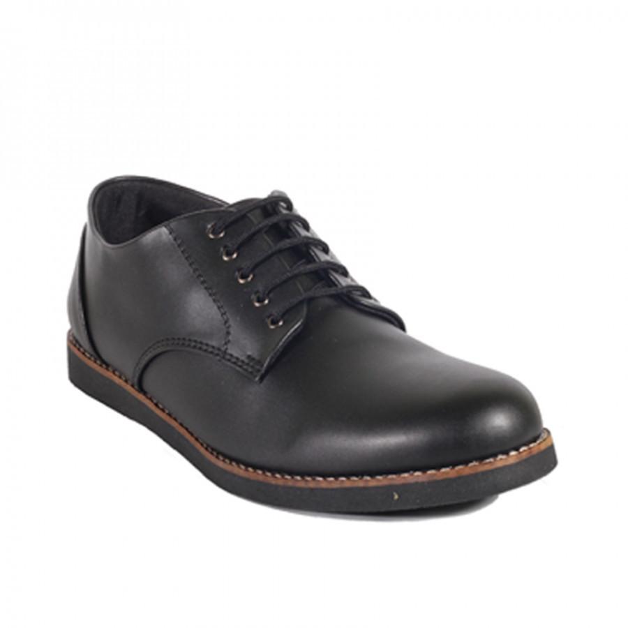 Lunatica Footwear Shawn Black | Sepatu Formal Pria