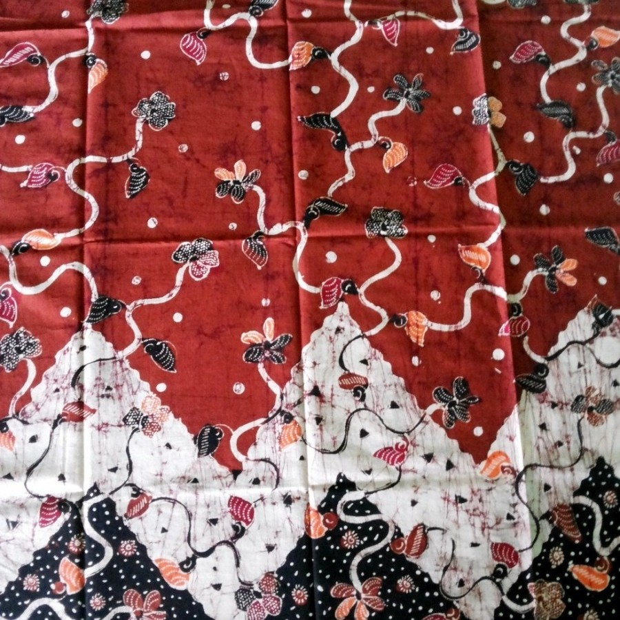 MURAH Kain Batik Tulis Tradisional Madura A-008 - Ku Ka 4de72c451f