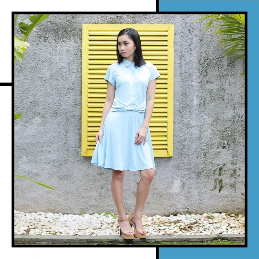Felia Twist Dress