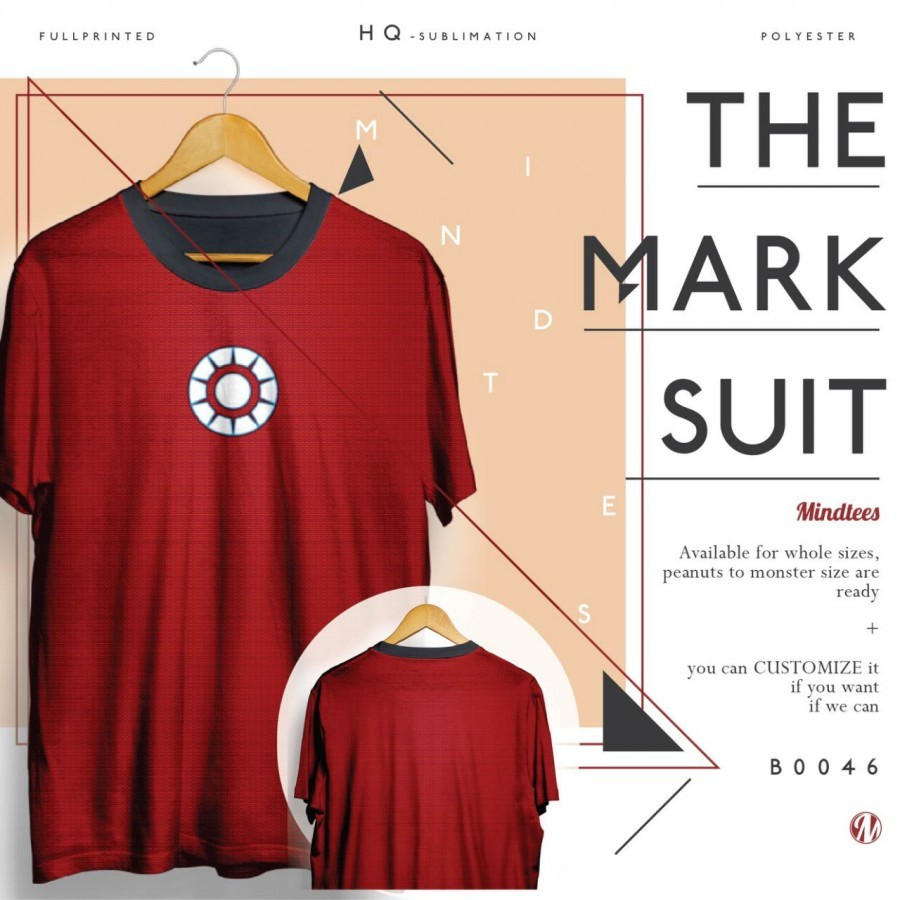THE MARK SUIT
