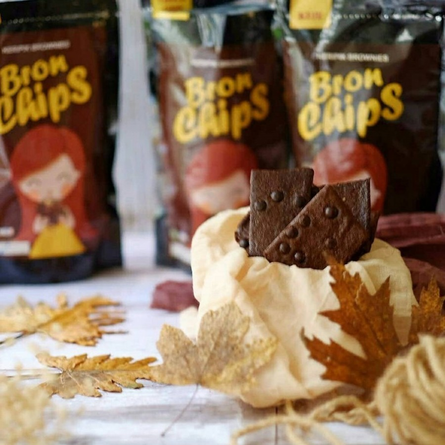 Bronchips coklat chips