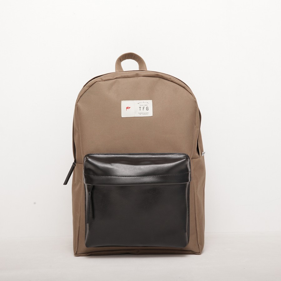 Backpack Classic 412 Brown