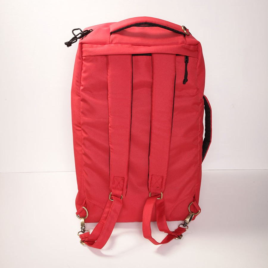 Backpack Travelling 407 Red