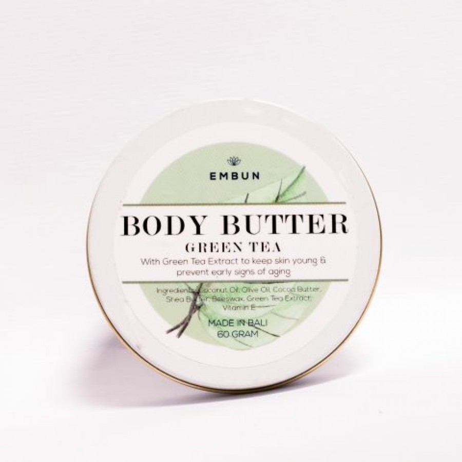 Body Butter Green Tea 60 gr